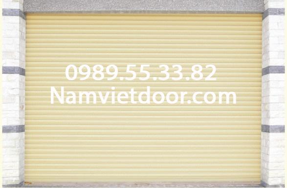 Chuyên cung cấp lắp đặt cửa cuốn Đài Loan tại hà nội