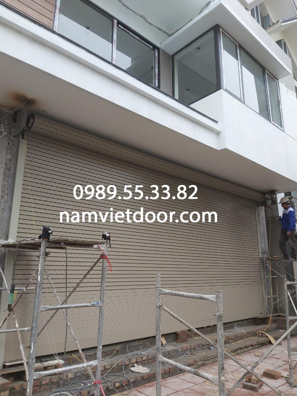 Chuyên cung cấp, dịch vụ sửa chữa cửa cuốn tại Hà Nội.